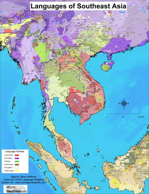 The Languages of Southeast Asia