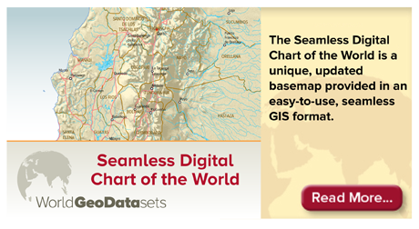 Seamless Digital Chart of the World