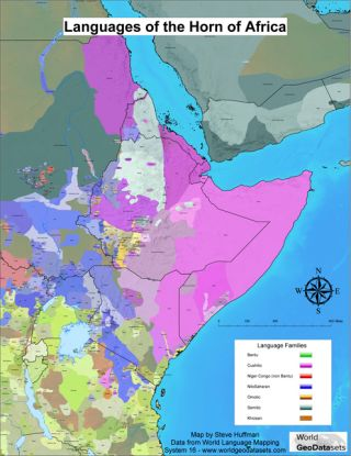 The Languages of the Horn of Africa
